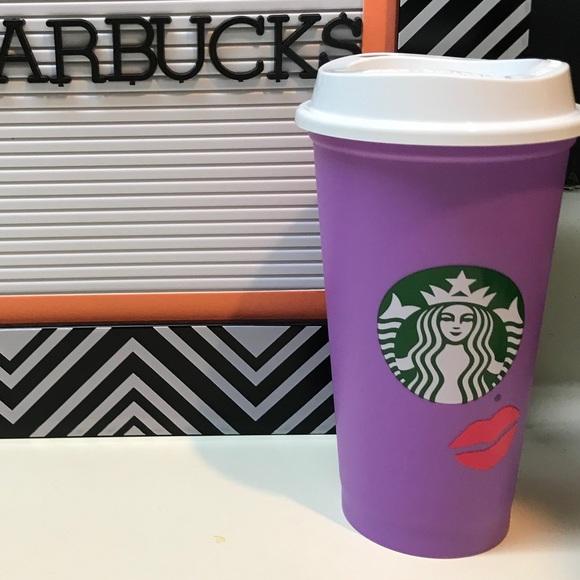 Reusable Starbucks Cup